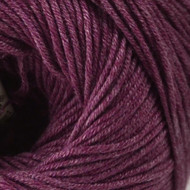 Premier Yarn Plum Cotton Fair Yarn (2 - Fine)