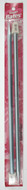 "Susan Bates Silvalume 2-Pack 14"" Single Point Knitting Needles (Size US 13 - 9 mm)"
