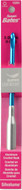 Susan Bates Silvalume Super Lightweight Aluminum Crochet Hook (Size US H-8 - 5 mm)