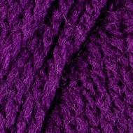 Red Heart Dark Orchid Super Saver Chunky Yarn (5 - Bulky)