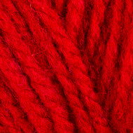 Red Heart Cherry Red Super Saver Chunky Yarn (5 - Bulky)