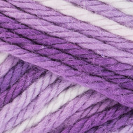 Red Heart Purple Tones Scrubby Smoothie Yarn (4 - Medium)
