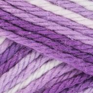 Red Heart Purple Tones Scrubby Smoothie Yarn (4 - Medium)