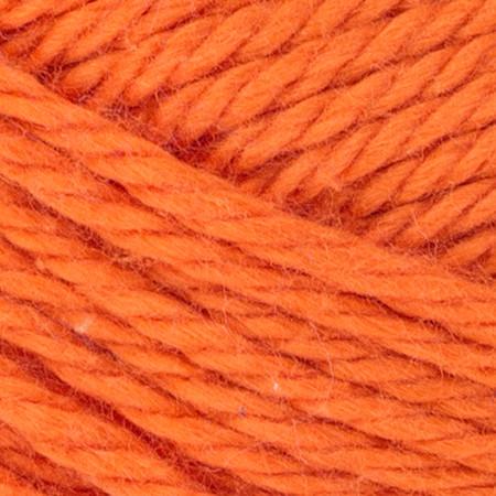Red Heart Brite Orange Scrubby Smoothie Yarn (4 - Medium)