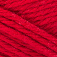 Red Heart Cherry Scrubby Smoothie Yarn (4 - Medium)