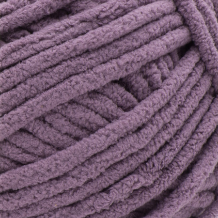 Bernat Shadow Purple Blanket Yarn - Big Ball (6 - Super Bulky)
