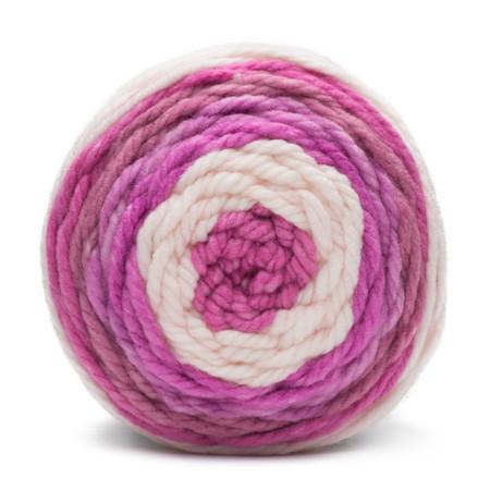 Bernat Fabulous Fuchsia Pop Bulky Yarn (6 - Super Bulky)