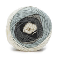 Bernat Storm Clouds Super Value Big Stripes Yarn (4 - Medium)