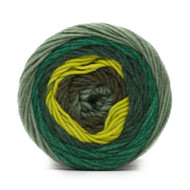 Bernat Cactus Field Super Value Big Stripes Yarn (4 - Medium)