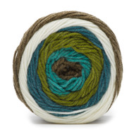 Bernat Shoreline Super Value Big Stripes Yarn (4 - Medium)
