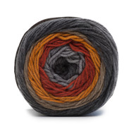 Bernat Warm Patina Super Value Big Stripes Yarn (4 - Medium)