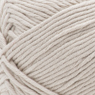 Bernat Feather Grey Softee Baby Cotton Yarn (3 - Light)
