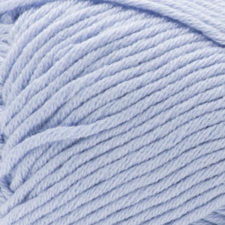 Bernat Pale Periwinkle Softee Baby Cotton Yarn (3 - Light)