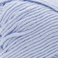 Bernat Pale Periwinkle Softee Baby Cotton Yarn (3 - Light)