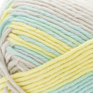 Bernat Sunny Sidewalk Varg Softee Baby Cotton Yarn (3 - Light)