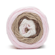 Bernat First Blush Stripe Softee Baby Stripes Yarn (3 - Light)