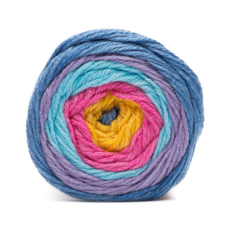 Bernat Bright Future Stripe Softee Baby Stripes Yarn (3 - Light)