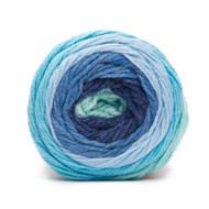 Bernat Blue Yonder Stripe Softee Baby Stripes Yarn (3 - Light)
