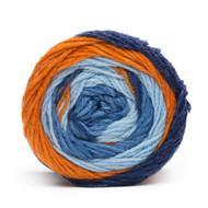 Bernat Blue Jean Stripe Softee Baby Stripes Yarn (3 - Light)