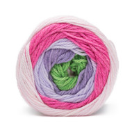 Bernat Wildflower Stripe Softee Baby Stripes Yarn (3 - Light)