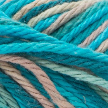 Lily Sugar 'n Cream Pebble Beach Ombre Lily Sugar 'n Cream Yarn - Super Size (4 - Medium)