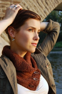 Never Not Knitting Patterns Shawl Collared Cowl