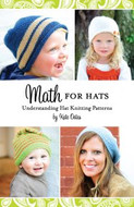 Math For Hats Pattern Book by Kate Oates