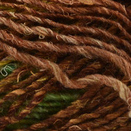 Noro #387 Browns, Sand, Lime Silk Garden Yarn (4 - Medium)