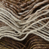 Noro #359 Natural, Browns, Gold Silk Garden Sock Yarn (1 - Super Fine)