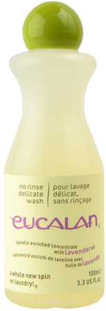 Eucalan Lavender No Rinse Delicate Wash (3.3 fl. oz. / 100 mL)