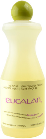 Eucalan Lavender No Rinse Delicate Wash (16.9 fl. oz. / 500 mL)