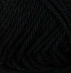 Scheepjes Jet Black Catona Yarn (1 - Super Fine)