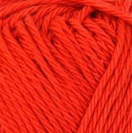 Scheepjes Hot Red Catona Yarn (1 - Super Fine)