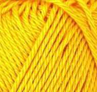 Scheepjes Yellow Gold Catona Yarn (1 - Super Fine)