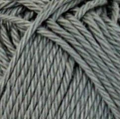 Scheepjes Metal Grey Catona Yarn (1 - Super Fine)