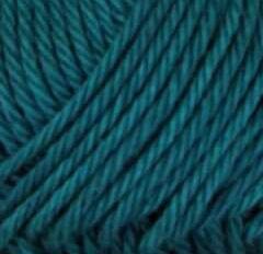 Scheepjes Dark Teal Catona Yarn (1 - Super Fine)