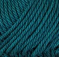Scheepjes Dark Teal Catona Yarn (1 - Super Fine)