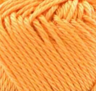 Scheepjes Sweet Orange Catona Yarn (1 - Super Fine)
