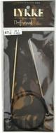 "Driftwood 47"" Circular Knitting Needle (Size US 1 - 2.25 mm) by LYKKE"