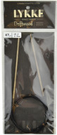 "Driftwood 47"" Circular Knitting Needle (Size US 2 - 2.75 mm) by LYKKE"