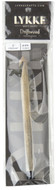 "LYKKE Driftwood 6"" Crochet Hook (Size US N-15 - 10 mm)"