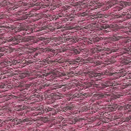 Lion Brand Dark Rose Heather Wool-Ease Yarn (4 - Medium)