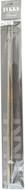 "LYKKE Driftwood 2-Pack 14"" Straight Single Pointed Knitting Needle (Size US 10 - 6 mm)"