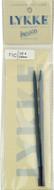 "LYKKE Indigo 2-Pack 5"" Interchangeable Circular Knitting Needles (Size US 4 - 3.5 mm)"