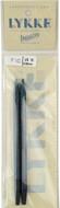 "LYKKE Indigo 2-Pack 5"" Interchangeable Circular Knitting Needles (Size US 10 - 6 mm)"