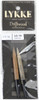 "LYKKE Driftwood 2-Pack 3.5"" Interchangeable Circular Knitting Needles (Size US 10 - 6 mm)"