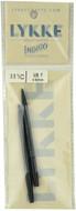 "LYKKE Indigo 2-Pack 3.5"" Interchangeable Circular Knitting Needles (Size US 7 - 4.5 mm)"
