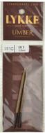 "LYKKE Umber 2-Pack 3.5"" Interchangeable Circular Knitting Needles (Size US 3 - 3.25 mm)"