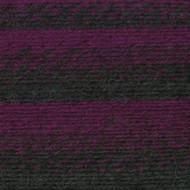 Lion Brand Charcoal/Magenta Scarfie Yarn (5 - Bulky)