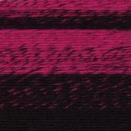Lion Brand Black/Hot Pink Scarfie Yarn (5 - Bulky)